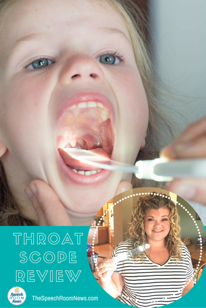 Throat Scope Review - The Speech Room News